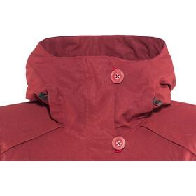 Bergans Bjerke 3in1 Coat Damen outer:burgundy/inner:dark navy